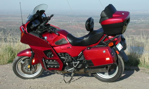 BMW K1100 LT – (1992/1999) – Germania