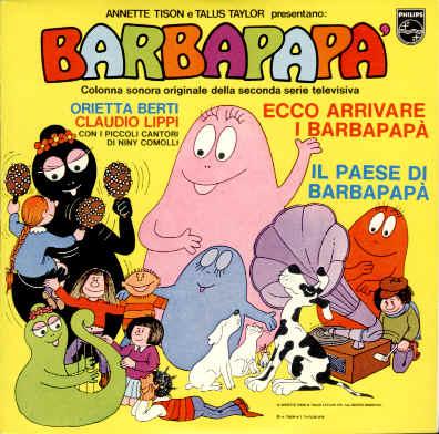 barbapapà sigla del 1979