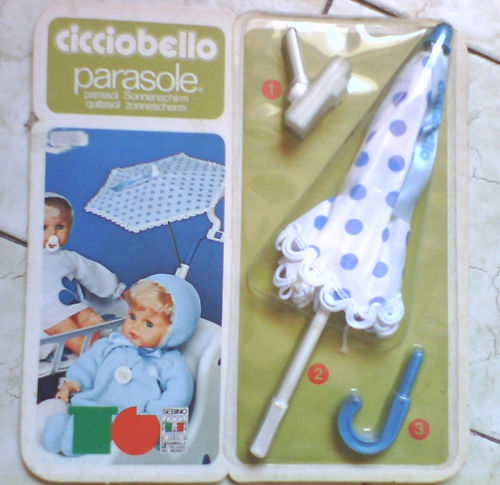 Ciccio bello accessori parasole