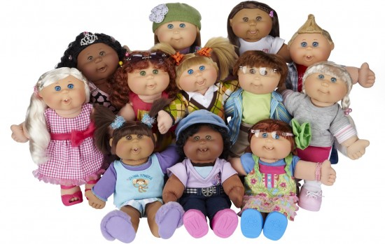 CABBAGE PATCH KIDS BAMBOLA