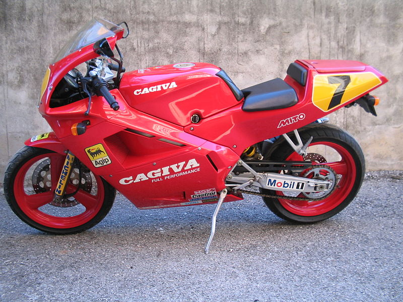 Cagiva Mito 125 1992