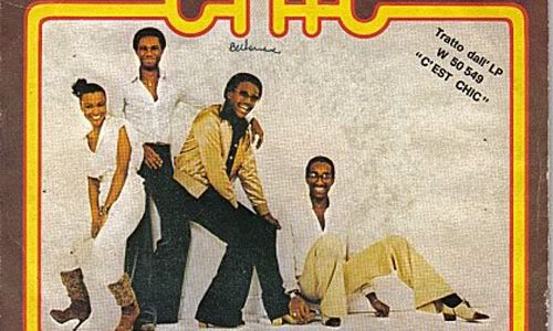LE FREAK – Chic – (1978)