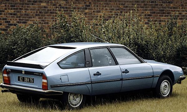 AUTO DELL'ANNO 1975 – CITROEN CX