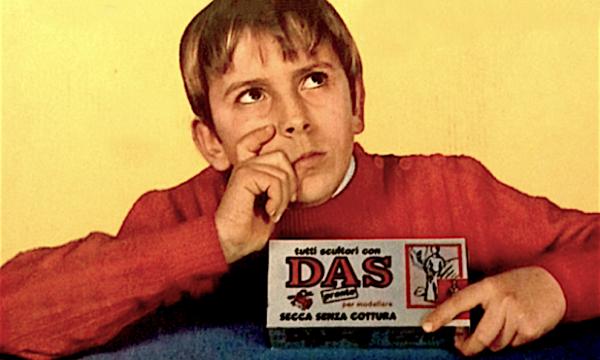 DAS – Pasta per modellare – (Dal 1962)
