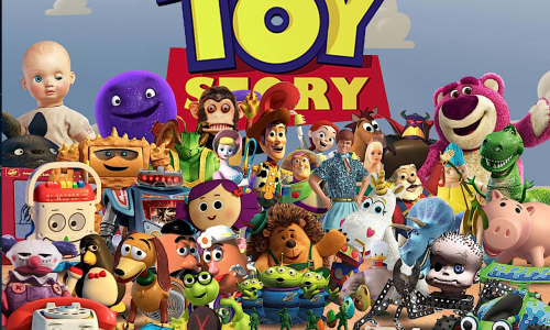 TOY STORY – Walt disney Pixar – (1995)