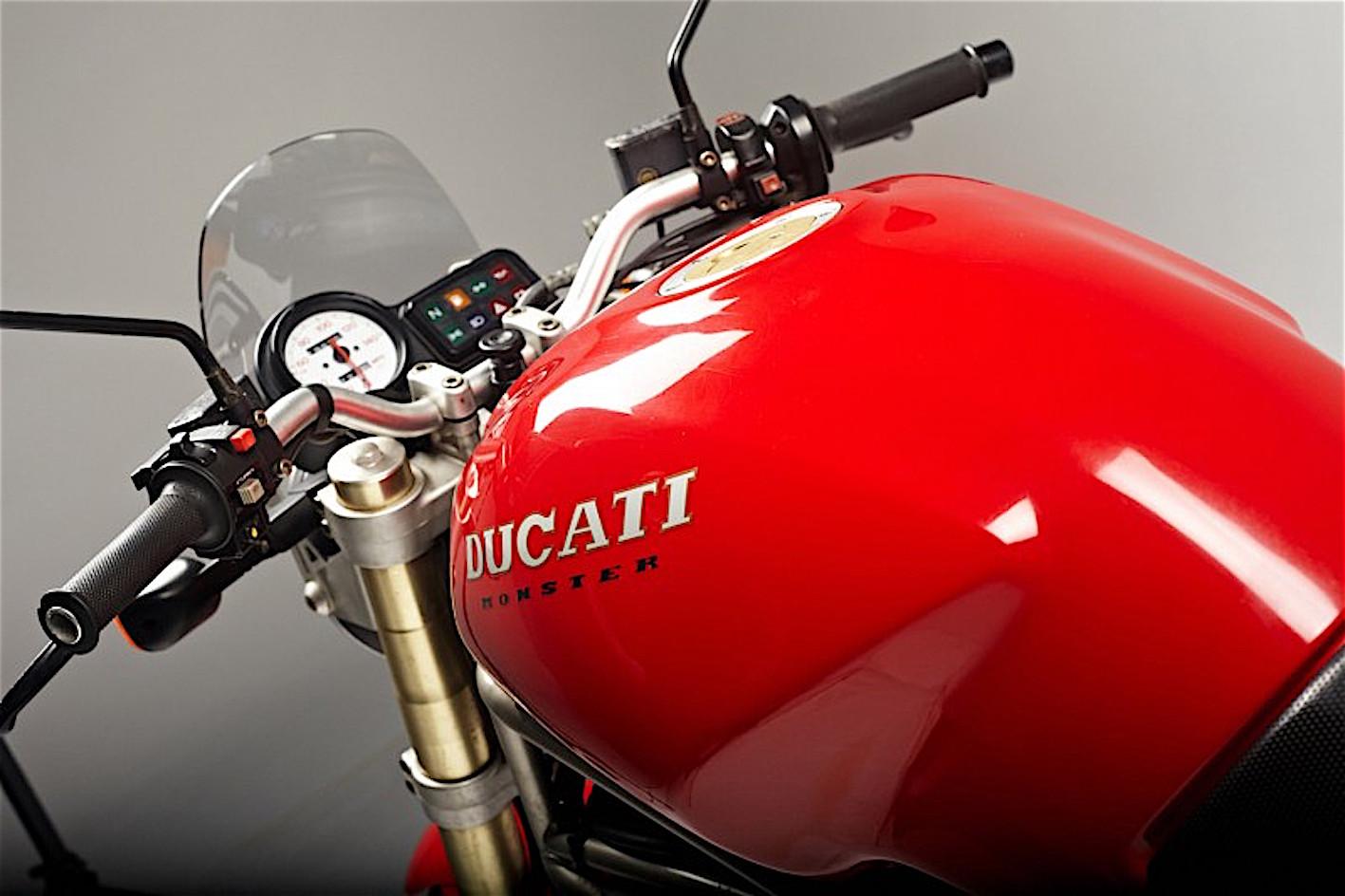 Ducati Monster Dal 1993 Moto Epoca Curiosando Anni 90