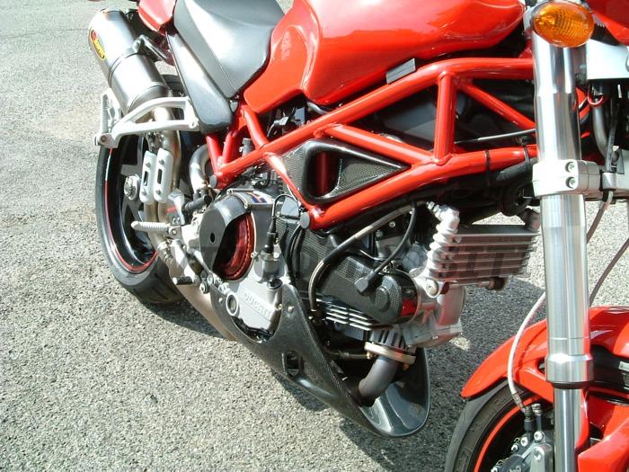 motore engine ducati monster