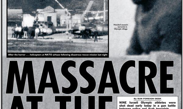 STRAGE OLIMPIADI MONACO – (5-6/9/1972)