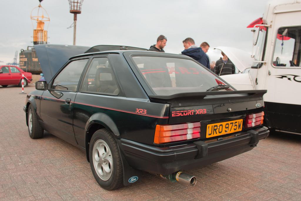 FORD ESCORT XR3 1981