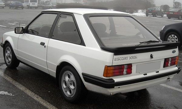 Auto dell'anno 1981 – FORD ESCORT