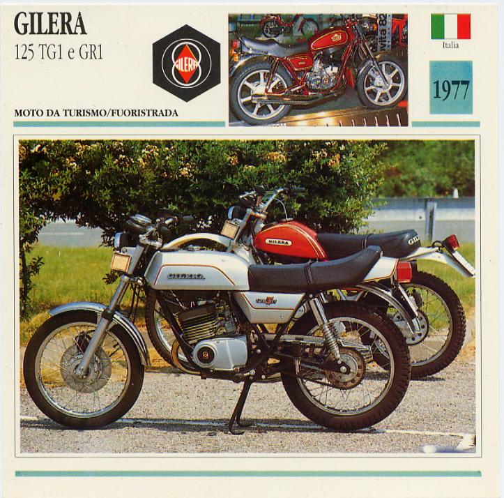 GILERA TG 1 GR 1