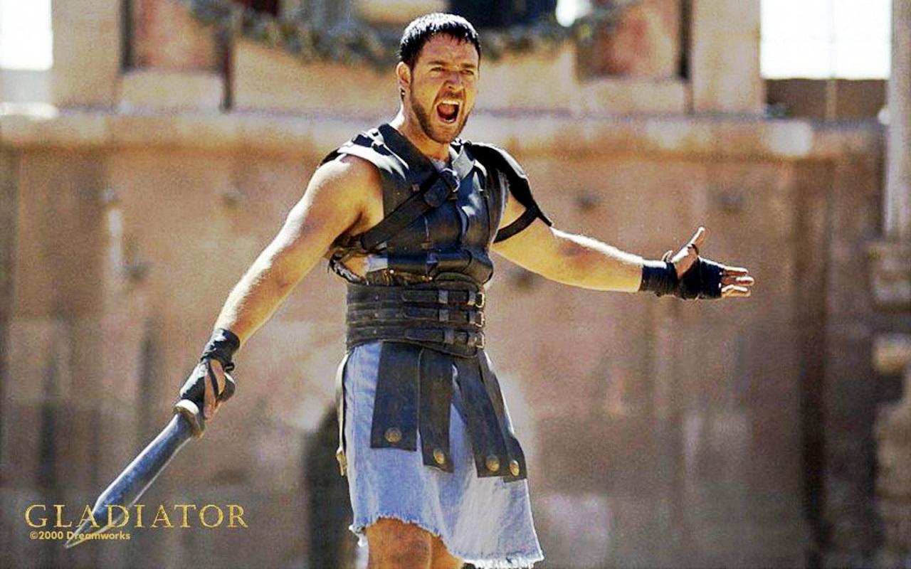 Gladiator movies