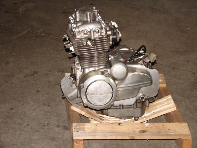 honda cb 400 four motore