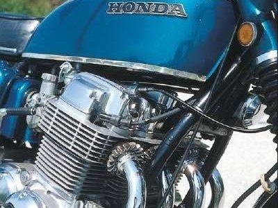 HONDA CB 750 FOUR – 1969/1978 – (Giappone)