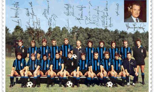 CAMPIONATO ITALIANO DI CALCIO Serie A 70/71 – (Inter)