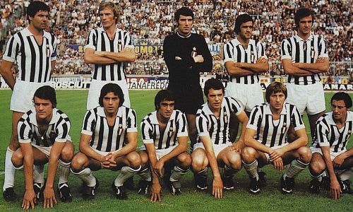 CAMPIONATO DI CALCIO SERIE A 72/73 – (Juventus)
