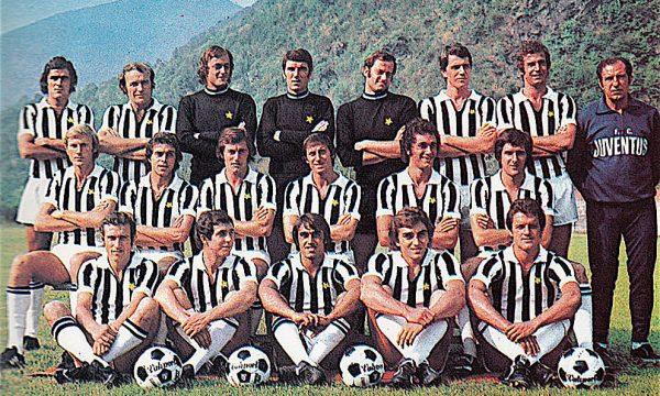 CAMPIONATO ITALIANO 74/75 – (Juventus)