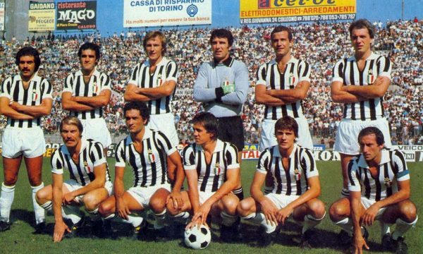 CAMPIONATO ITALIANO 77/78 – (Juventus)