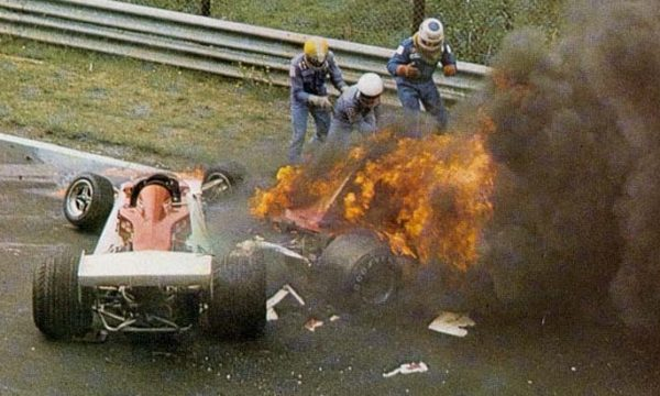 Incidente a NIKI LAUDA – (01/08/1976)