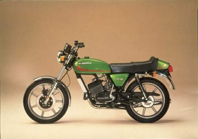 laverda 125 lz 1977