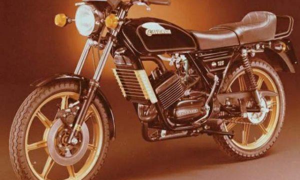 LAVERDA 125 LZ – (1978/1985) – Italia