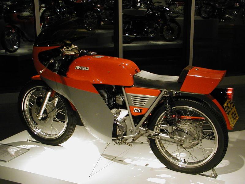 mv agusta 125 sport 1976
