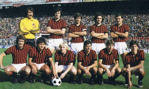 CAMPIONATO ITALIANO Serie A 1978 / 1979 – (Milan)