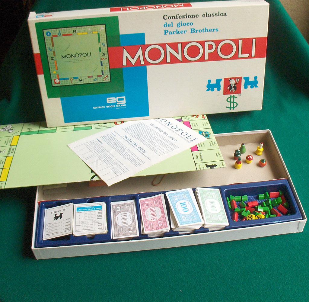 monopoli editrice giochi