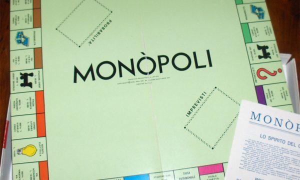 MONOPOLI – Parker / Editrice Giochi – (Dal 1935)