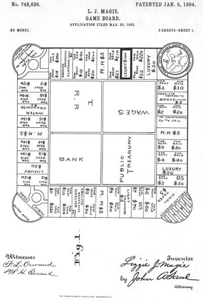monopoli tabellone originale