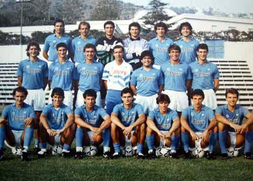 CAMPIONATO ITALIANO 89/90 – (Napoli)