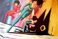 OCCHI DI GATTO - Anime e Manga - (1985)