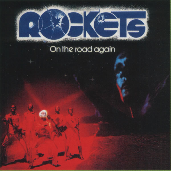Rockets on the road again copertina