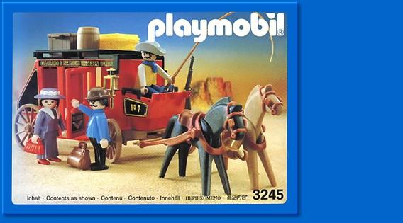 Playmobil carovana 1977
