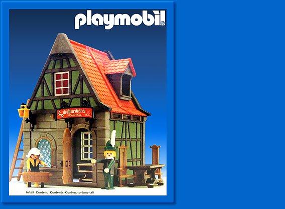 Playmobil casa 1979