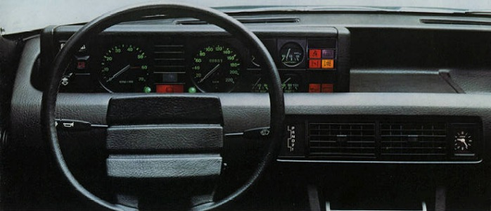 Rover3500 interni