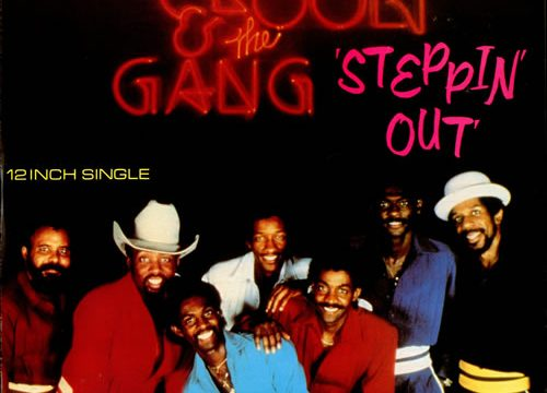 STEPPIN' OUT – Kool  & The Gang – (1981)