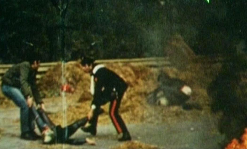 Saarinen Pasolini incidente mortale