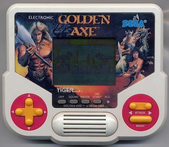 gig tiger golden axe