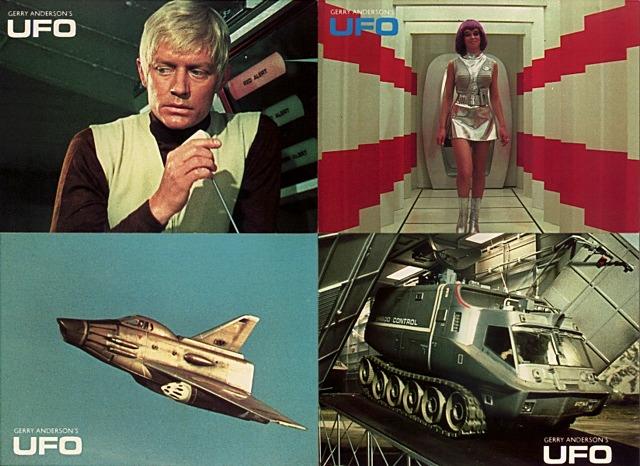Ufo serie tv