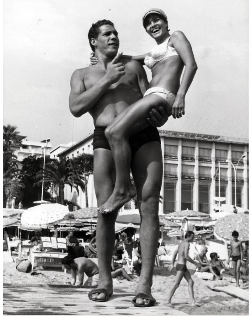 andre the giant cannes 1967
