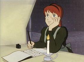 Anna dai capelli rossi anime manga