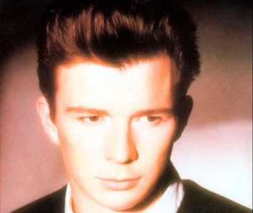 NEVER GONNA GIVE YOU UP – Rick Astley – (1987)