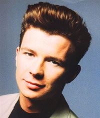 WHENEVER YOU NEED SOMEBODY – Rick Astley – (1987)
