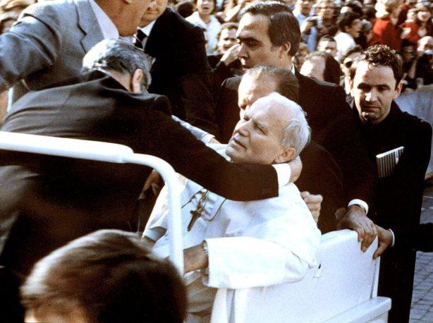 attentato a papa giovanni II 1981