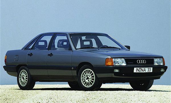 AUDI 100 – Auto dell'anno 1983