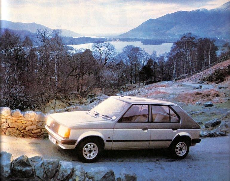 simca horizon auto dell'anno 1979