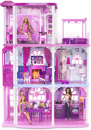accessorio casa barbie