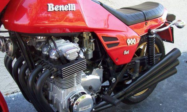 BENELLI 750 – 900 SEI – (1974/1986) – Italia
