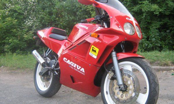 CAGIVA 125 MITO – (Dal 1990) – Italia